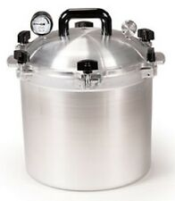 NEW ALL AMERICAN 925 USA MADE 25 QUART PRESSURE COOKER CANNER SALE