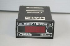 Omega Thermocouple Thermometer Model 660