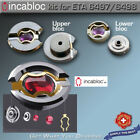 INCABLOC for ETA UNITAS 6497, 6498 KIT UPPER- AND LOWER BLOC