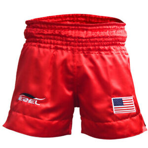 Kick Boxing MMA Shorts UFC Fight Fighter Grappling Muay Thai Short Cage Training