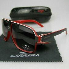 Newest Fashion Men & Women's Retro Sunglasses Matte Frame Carrera Glasses +Box