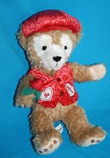 Disney World Parks Hidden Mickey DUFFY BEAR BE MINE Valentines Day Mouse Plush