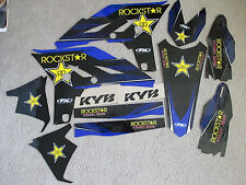 FX  ROCKSTAR TEAM  GRAPHICS YAMAHA YZ250F YZF250  2010 2011 2012 2013