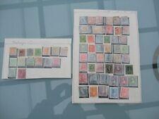 Sammlung Montenegro 61 Stück auf KABE-Seite