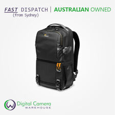 Lowepro Fastpack 250 AW III Black DLSR Kit Backpack Dedicated Space for Laptop