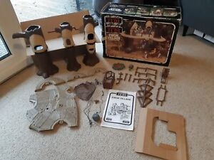 Vintage Star Wars ROTJ Ewok Village 1983 complete boxed original inserts rare