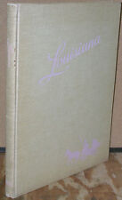 Louisiana: A Treasure of Plantation Homes by J. Wesley Cooper-Signed 1st Ed-1961