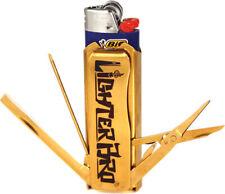 New Lighter Bro Lighter Bro Multi Tool Gold LB2013G