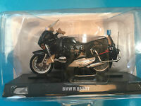 "DIE CAST "" BMW R 850RT "" 1/43 CARABINIERI"