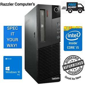 FAST QUADCORE PC|4GB|8GB|16GB|500GB HDD+180GB SSD|WIFi|