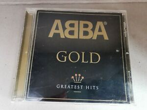 ABBA GOLD 10 ANNIVERSARY EDITION/GREATEST HITS 1992