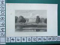 C1830 Antiguo Yorkshire Estampado ~ Stapleton Parque