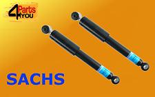 SACHS 2x REAR Shock Absorbers OPEL VAUXHALL ASTRA F G H J IV V REKORD ZAFIRA A