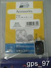 All Scales ESU 50330 Speaker 16 x 25 mm  4 Ohm w/ Sound Chamber - New