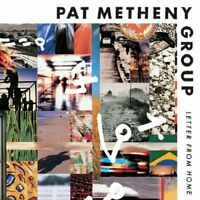 Pat Metheny - Letter from Home [CD]