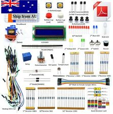 Adeept Project 1602 LCD Starter Kit For Arduino UNO R3 Mega 2560 Servo LED PDF