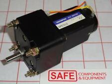 Olympus DC Motor OMS312 w/ Gear Head GA50S271 Robot Wafer Autoloader Drive B21-1