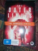 THE NEW OUTER LIMITS THE COMPLETE SERIES 42 DISC DVD SET ALL 7 SEASONS 1995 2002
