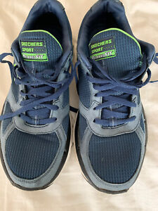 Mens Skechers Sports Trainers Size 9