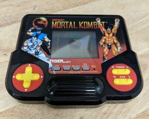 Vintage Tiger Midway Mortal Kombat Electronic Handheld Game 1988