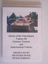 DVD: Ghosts of the Third Reich Volume III