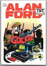 ALAN FORD TNT GOLD 60 - GOLPE - 2001 M.B.P. - EDICOLA