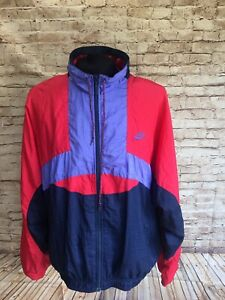 Vintage Nike Zip Thru Jacket Xxl