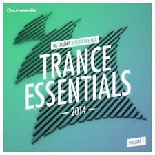 CD de musique trance compilation sur album