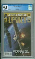Star Wars: Legacy #20 CGC 9.8 Douglas Wheatley Cover 2008