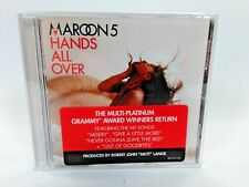 Maroon 5 - Hands All Over CD  New/Sealed