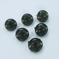 50x #555 T10 Pinball Lamp Light Bulb Socket Twist Lock Wedge instrument Base