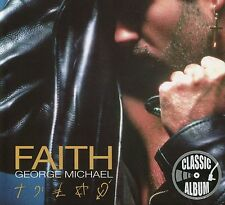 George Michael : Faith - Deluxe Hardsleeve Edition (CD)