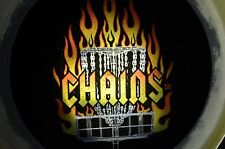 Squall Sparkle Pro 175g Chains The Movie New Dga *Prime* Disc Golf Collectible