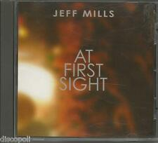 JEFF MILLS - At first sight - CD 2002 MINT CONDITION