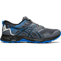 ASICS 1011A662.020 - Men's Gel Sonoma 5 Trail Running Shoe - 4E Width - Metro/Bl