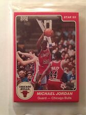 1984-85 Star company Chicago Bulls Sealed Team Bag 101 Michael Jordan X RC MJ 23
