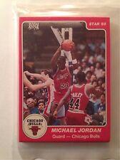 1984 1985 XRC Star co Chicago Bulls Sealed Team Bag 101 Michael Jordan X RC