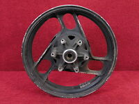 * STRAIGHT! * OEM REAR WHEEL 84-85 FJ1100 FJ 1100 <> '86 FJ1200 1200 ~ back rim