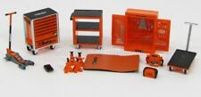 1/43 TRUESCALE - ACCESSORIES - SET GARAGE - OFFICINA - BETA TSM13AC26