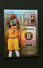 KYRIE IRVING RC 2012-13 PANINI GOLD STANDARD ROOKIE INSERT #112/199! RARE SP!