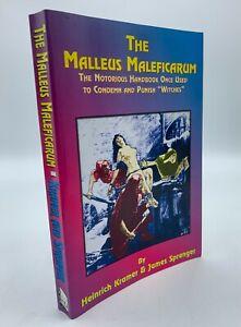 The Malleus Maleficarum by Paul Tice (Paperback, 2000)