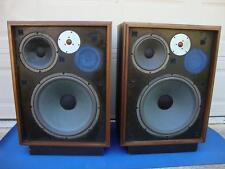Nice Vintage Jensen Model 6 Floor 4-way Speakers - Pro Restored w/ New Grill