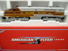 6-48129 American Flyer Silver Flash Alco Dummy Diesel A Unit in OB
