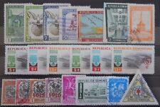 Dominicana Dominikanische Rep. Lot mit alten Werten IX