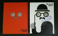 Graphics 2 Alive Forward by Francesco Rugi Illustrated Slipcase Visual Projects