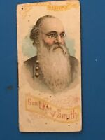 1889 N78 DUKE HISTORIES OF GENERALS BOOKLETS - GENERAL E. KIRBY SMITH