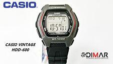 CASIO VINTAGE HDD-600-1AVEF WR.100