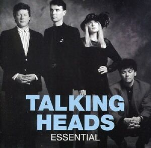 Talking Heads Essential CD NEW SEALED Road To Nowhere/And She Was/Wild Wild Life