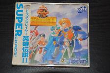 Dragon Slayer II  PC ENGINE CD ROM 2 HE SYSTEM  JAPAN  JAPANESE JAPONAIS