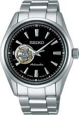 SEIKO PRESAGE SARY053 Automatic Analog Silver Black Men's Watch JAPAN F/S